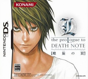 L : The ProLogue to Death Note sur DS