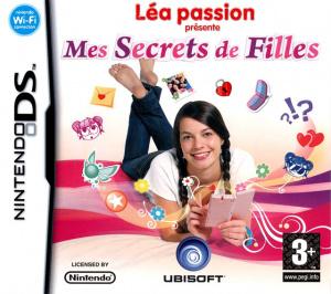 Léa Passion présente mes Secrets de Filles