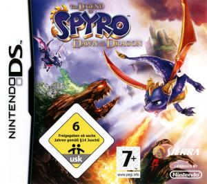 La Légende de Spyro : Naissance d'un Dragon sur DS