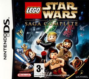 LEGO Star Wars : La Saga Complète sur DS
