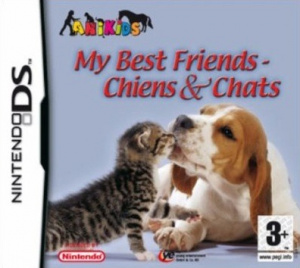 My Best Friends : Chiens & Chats sur DS