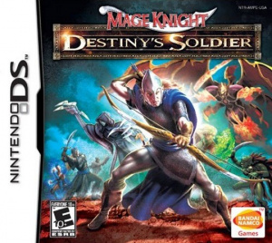 Mage Knight DS sur DS