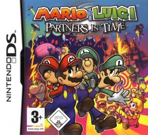 Mario & Luigi : Partners in Time sur DS