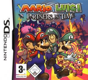 Mario & Luigi : Partners in Time
