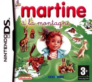 Martine à la Montagne sur DS