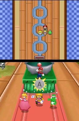 E3 2007 : Mario Party DS vous invite à sa boom