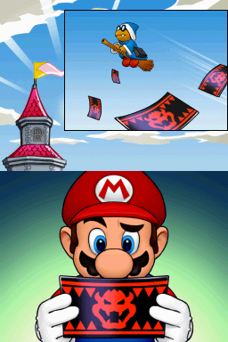 Images : Mario Party DS