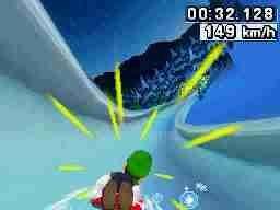 Mario & Sonic aux Jeux Olympiques d'Hiver - E3 2009