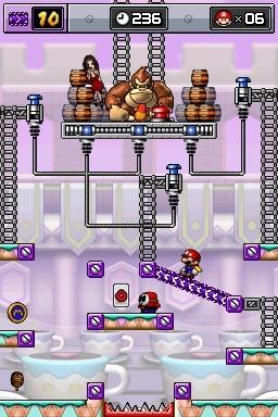 Mario vs. Donkey Kong : Pagaille à Mini-Land