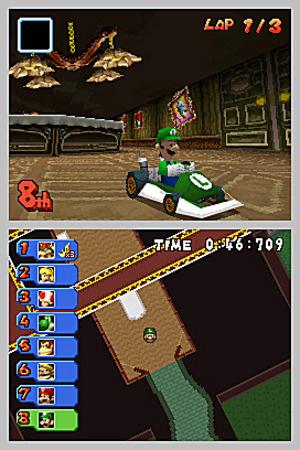 E3 : Mario Kart DS