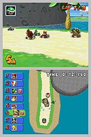 GC : Mario Kart DS