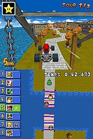 Mario Kart DS - L'épisode miracle