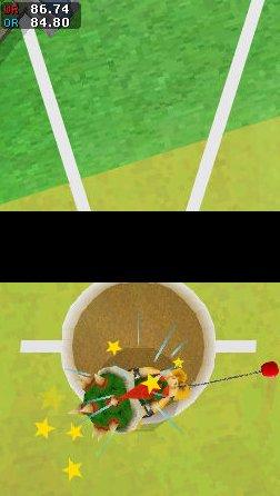 Images : Mario & Sonic s'affrontent sur DS