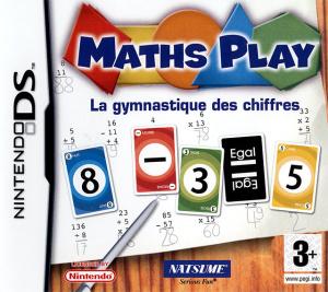 Maths Play : La Gymnastique Des Chiffres sur DS