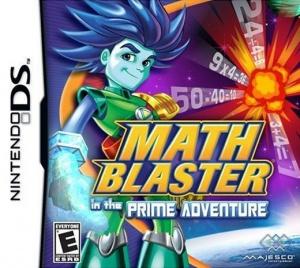 Math Blaster in the Prime Adventure sur DS