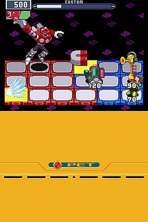 Megaman Battle Network 5 : Double Team DS