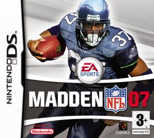 Madden NFL 07 sur DS