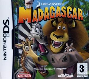 Madagascar sur DS