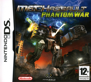 MechAssault : Phantom War