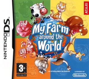 My Farm around the World sur DS