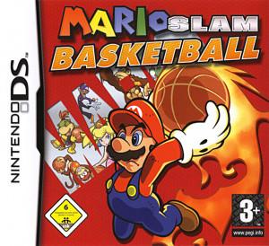 Mario Slam Basketball sur DS