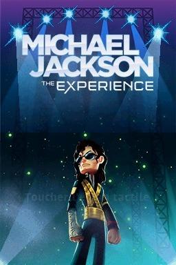 E3 2011 : Michael Jackson : The Experience sur Vita et 3DS