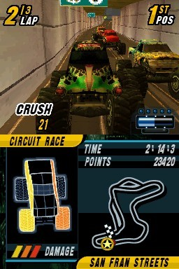 Images de Monster Jam : Urban Assault