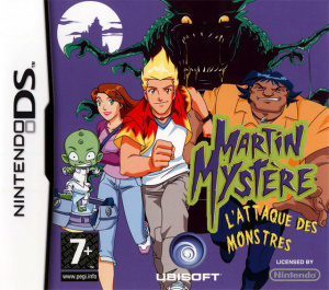 Martin Mystère : L'Attaque des Monstres