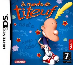 Le Monde de Titeuf sur DS
