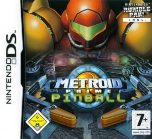 Metroid Prime Pinball