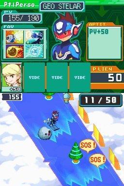 Mega Man Star Force 2 : Zerker X Saurian