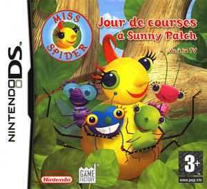 Miss Spider : Jour de Courses à Sunny Patch sur DS