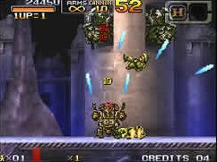 Metal Slug 7 : le site officiel US