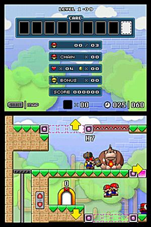 GC : Mario Vs Donkey, l'invasion des minis