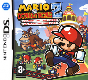 Mario vs. Donkey Kong 2 : March of the Minis sur DS