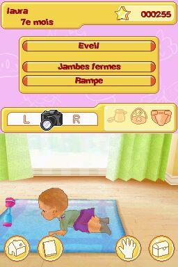 Les bébés envahissent la DS en images