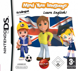 Mind Your Language : Learn English