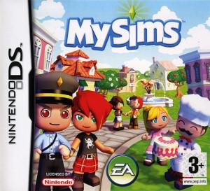 MySims sur DS