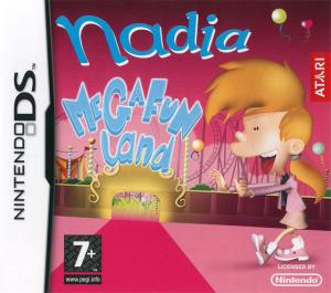 Nadia Megafun Land sur DS