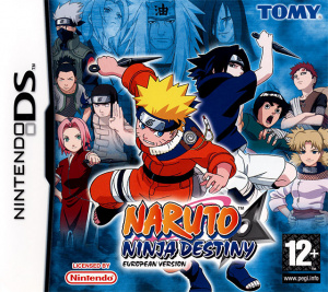 naruto ninja destiny european version sur nintendo ds. Black Bedroom Furniture Sets. Home Design Ideas