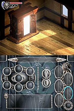 Le Monde De Narnia : Chapitre 1 : Le Lion La Sorciere Blanche Et L'Armoire Magique - Nintendo DS