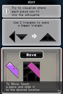 NEVES, le nouveau puzzle DS
