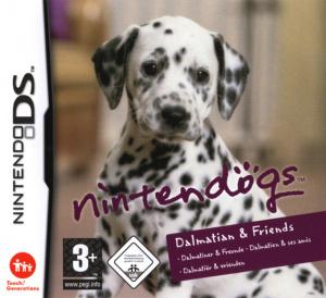 Nintendogs : Dalmatien & ses Amis sur DS