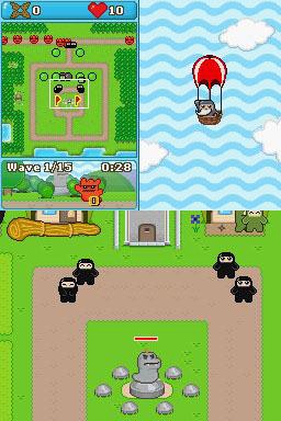 Encore des images de Ninjatown