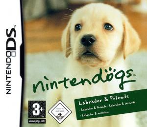 Nintendogs : Labrador & ses Amis sur DS