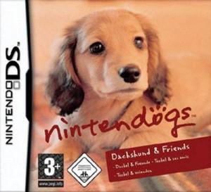 Nintendogs : Teckel & ses Amis sur DS