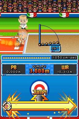 Images : Konami entre dans le stade