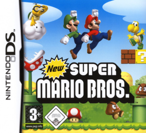 New Super Mario Bros. sur DS