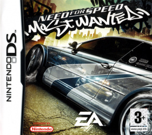 Need for Speed : Most Wanted sur DS