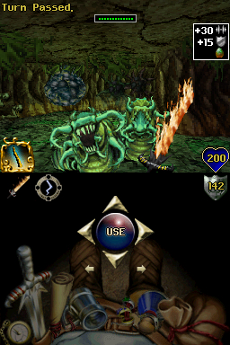 Images : Orcs & Elves sur DS